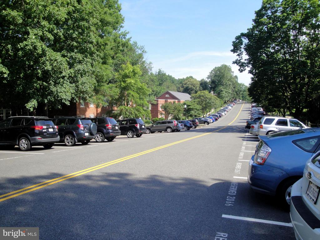 Lots of reserved parking on Barton ST - 1100 S BARTON ST S #292, ARLINGTON