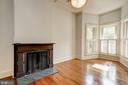 Living Room - 2021 N ST NW, WASHINGTON