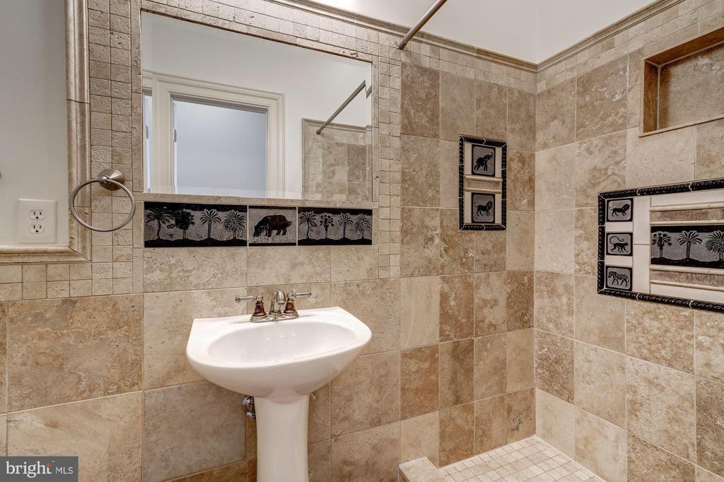 Hall Bath - 2021 N ST NW, WASHINGTON