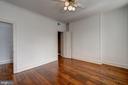 Third Bedroom - 2021 N ST NW, WASHINGTON