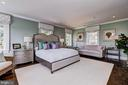 Master Bedroom - 416 GARRISON FOREST RD, OWINGS MILLS