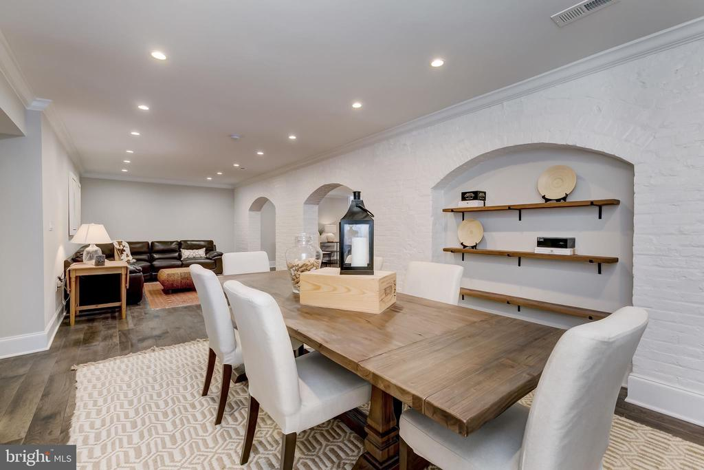 Basement-Wine Tasting Room - 416 GARRISON FOREST RD, OWINGS MILLS