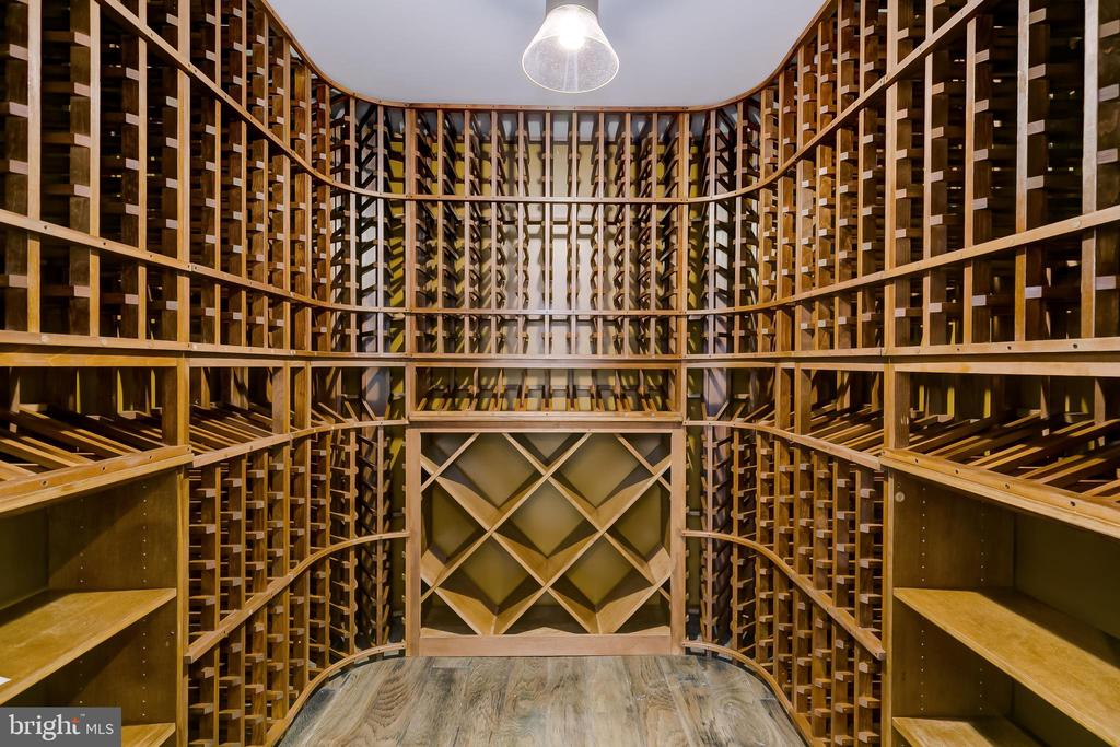 900 Bottle Wine Cellar - 416 GARRISON FOREST RD, OWINGS MILLS