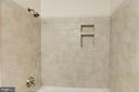 Hall Full Bath - 2024 CHADDS FORD DR, RESTON