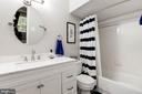 Lower Level 3rd Bathroom - 2024 CHADDS FORD DR, RESTON