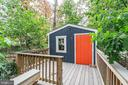 A little wooded getaway for little guests - 5720 OAK HILL PL, ALEXANDRIA