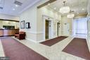 Lobby has 24-hour front desk staff - 3800 FAIRFAX DR #302, ARLINGTON
