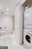 Stackable washer/dryer - 3800 FAIRFAX DR #302, ARLINGTON