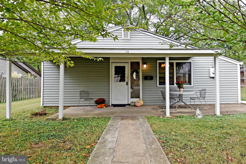 Single Family Homes για την Πώληση στο Cabin John, Μεριλαντ 20818 Ηνωμένες Πολιτείες