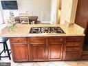 ~ Just Installed! New Granite ~Kitchen Countertops - 8178 MADRILLON CT, VIENNA