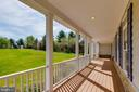 An inviting porch is one elevation option. - 1522 CROWELL RD, VIENNA