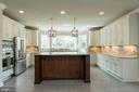 Countless design possibilities for the kitchen - 1522 CROWELL RD, VIENNA