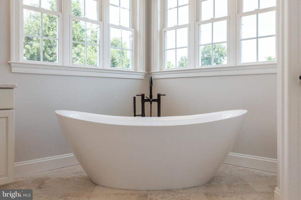 Spa-like standalone tub. - 1522 CROWELL RD, VIENNA