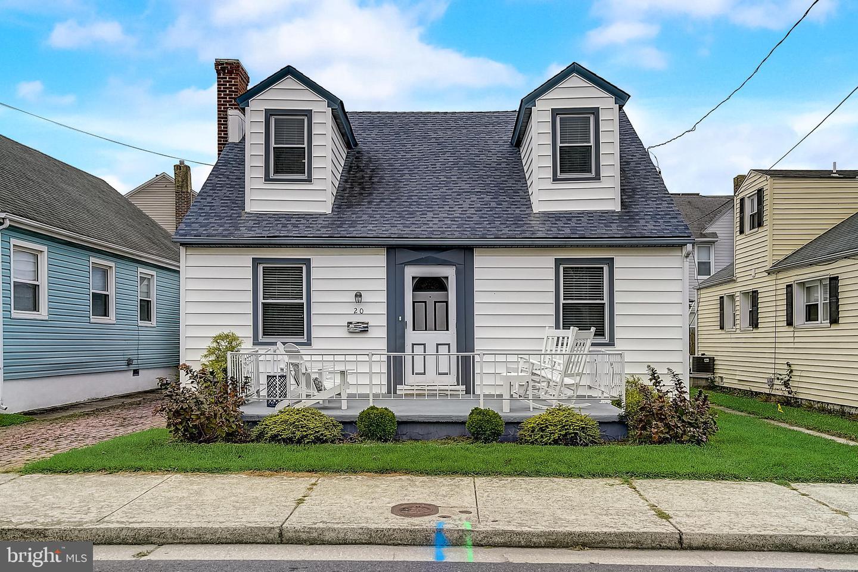 Single Family Homes för Försäljning vid Margate City, New Jersey 08402 Förenta staterna