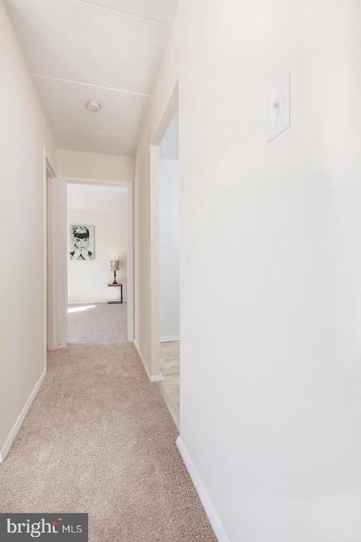 Hallway - 2650 REDCOAT DR #92, ALEXANDRIA