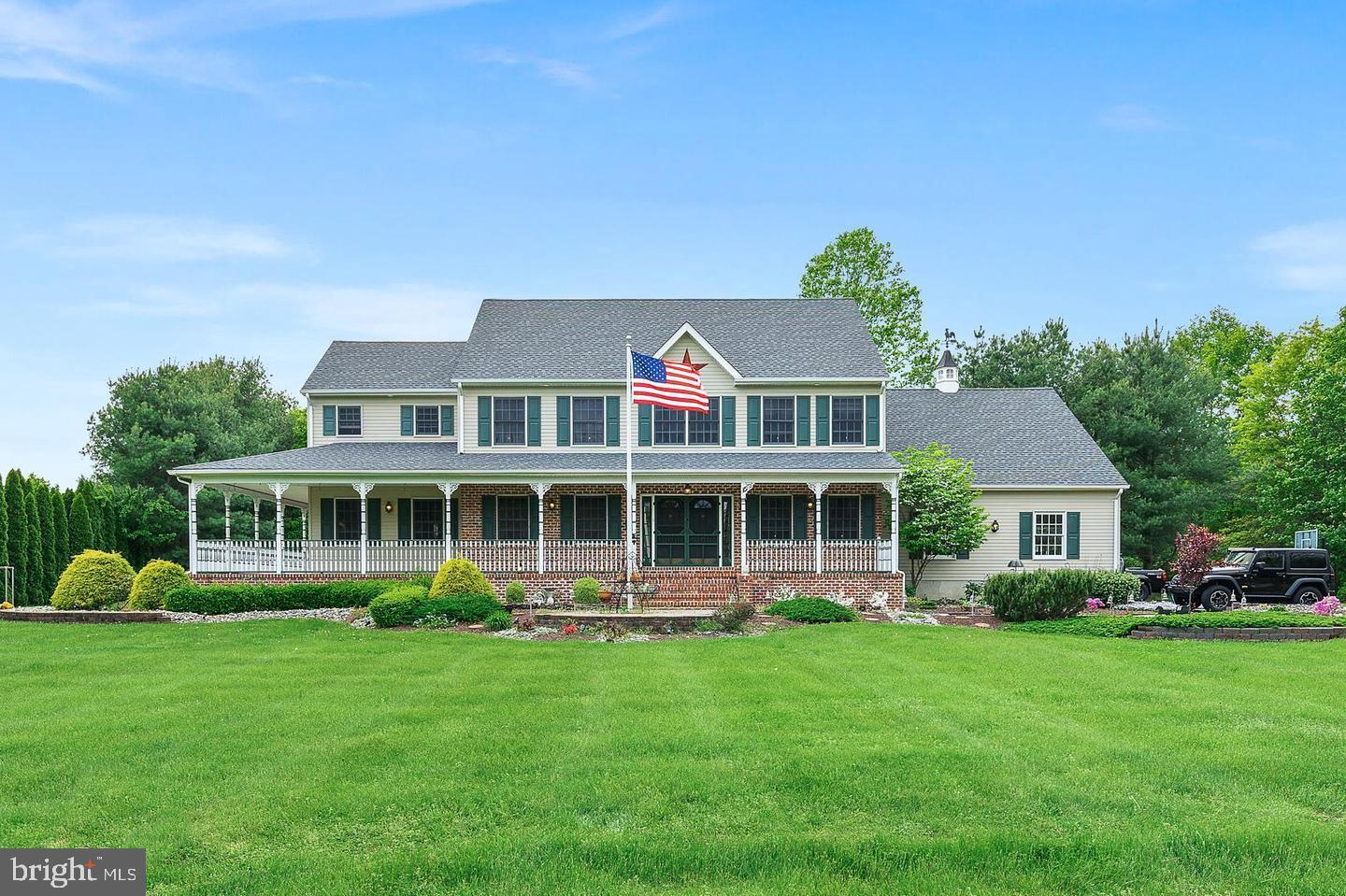Single Family Homes for Sale at Hamilton, New Jersey 08620 United States