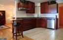 Kitchen - 1600 N OAK ST #1510, ARLINGTON