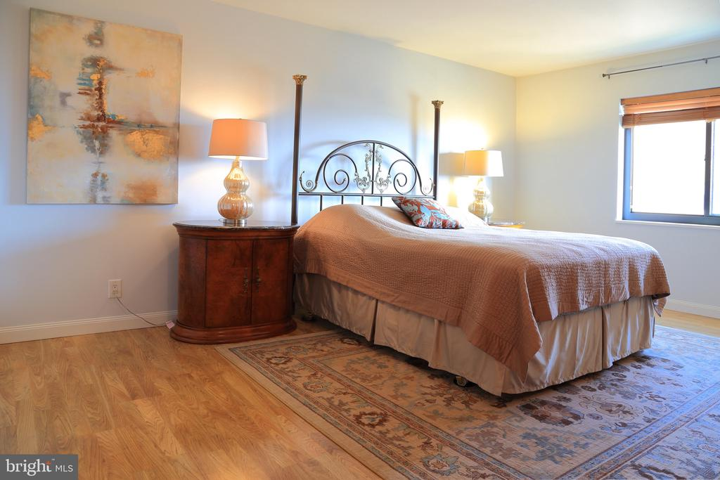Master bedroom - 1600 N OAK ST #1510, ARLINGTON