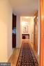 Hallway from bedrooms - 1600 N OAK ST #1510, ARLINGTON