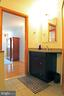 Second vanity in en suite - 1600 N OAK ST #1510, ARLINGTON
