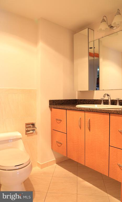 Second bathroom - 1600 N OAK ST #1510, ARLINGTON