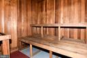 Separate Men's and Women's Saunas - 1101 S ARLINGTON RIDGE RD #903, ARLINGTON