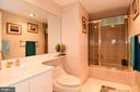 2nd Full Bathroom - 1101 S ARLINGTON RIDGE RD #903, ARLINGTON