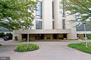 The Representative Condominium - Main Entrance - 1101 S ARLINGTON RIDGE RD #903, ARLINGTON