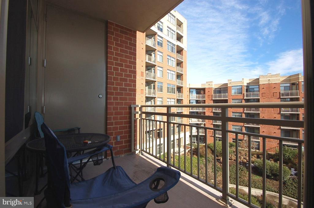 Balcony - 3650 S GLEBE RD #567, ARLINGTON