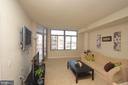 Living Room - 3650 S GLEBE RD #567, ARLINGTON