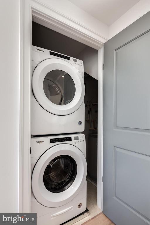 Photo of a Similar Unit: Laundry - 4335 HARRISON ST NW #8, WASHINGTON