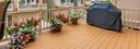 Deck off main kitchen - 8809 SHADY PINES DR, FREDERICK