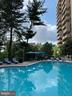 Stunning Outdoor Pool - 2nd View - 1101 S ARLINGTON RIDGE RD #903, ARLINGTON