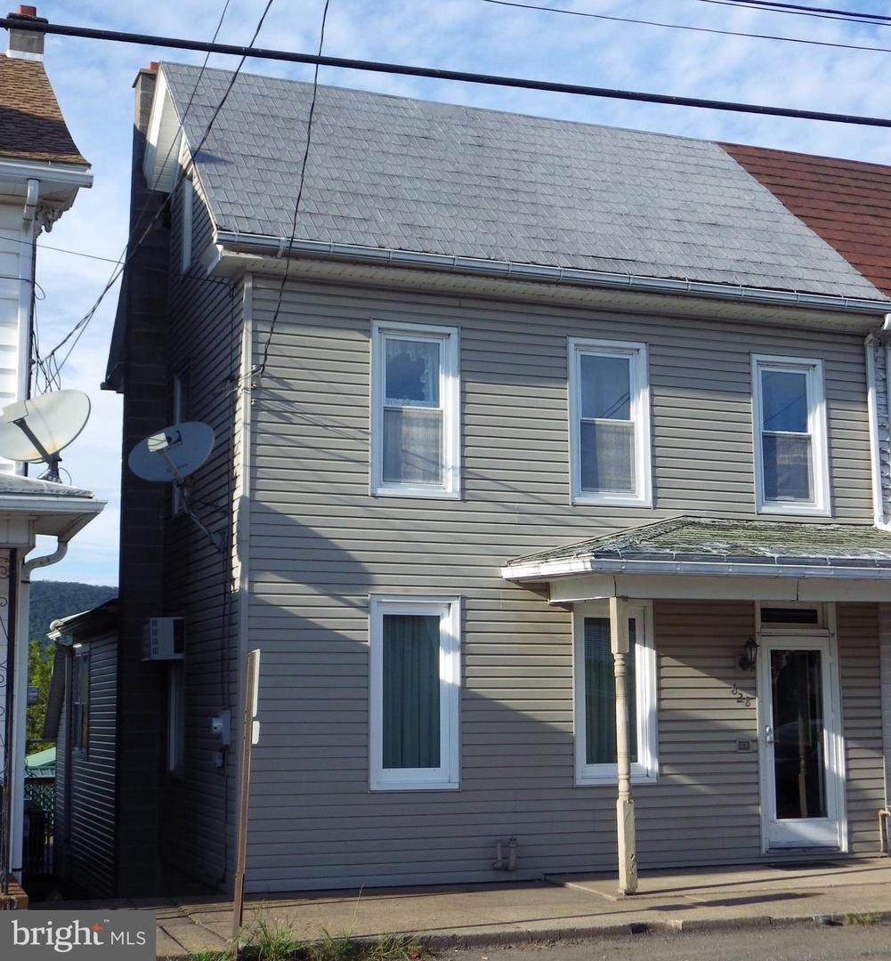 Single Family Homes for Sale at Hegins, Pennsylvania 17938 United States
