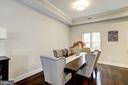 Large enough for an enormous dining table! - 3513 22ND ST S, ARLINGTON