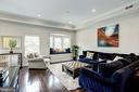 Large living room. - 3513 22ND ST S, ARLINGTON
