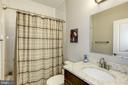 Upper level hallway bathroom. - 3513 22ND ST S, ARLINGTON
