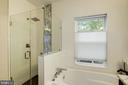 Master bathroom. - 3513 22ND ST S, ARLINGTON