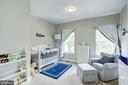 Third bedroom on upper level. - 3513 22ND ST S, ARLINGTON