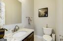 Half bath on main level. - 3513 22ND ST S, ARLINGTON