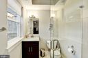 Lower level full bathroom! - 3513 22ND ST S, ARLINGTON