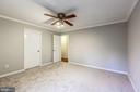 Master Bedroom - Overhead Lighting - 20617 PREAKNESS CT, ASHBURN