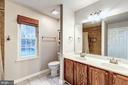 Master Bathroom - Dual Vanities, Dual Sinks - 20617 PREAKNESS CT, ASHBURN