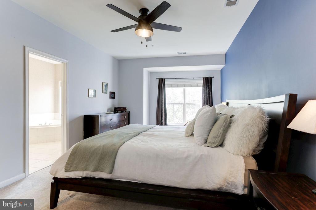 Master Bedroom - 5266 COLONEL JOHNSON LN, ALEXANDRIA