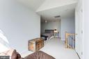 Loft Bedroom - 5266 COLONEL JOHNSON LN, ALEXANDRIA