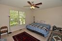 Large Master bedroom with newer carpet - 9315 PAUL DR, MANASSAS PARK