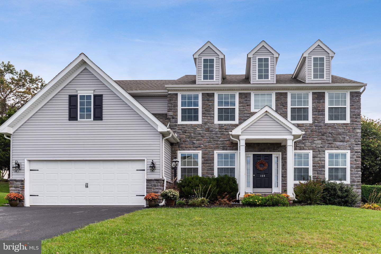 Single Family Homes للـ Sale في Wernersville, Pennsylvania 19565 United States