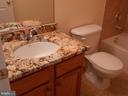 Hall Bath - 20953 DURYEA TER, ASHBURN