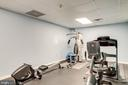 You don't have to leave the building to exercise! - 5353 COLUMBIA PIKE #602, ARLINGTON