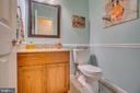 Half Bath - 260 GREENSPRING DR, STAFFORD